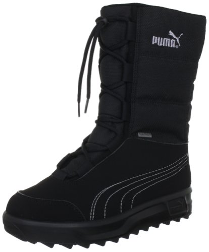 Puma Borrasca Iii Gtx® Jr - Botas de nieve, Negro (Black),