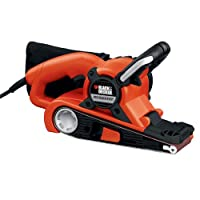 Factory-Reconditioned Black & Decker DS321R 3-in x 21-in Dragster Belt Sander from Black & Decker