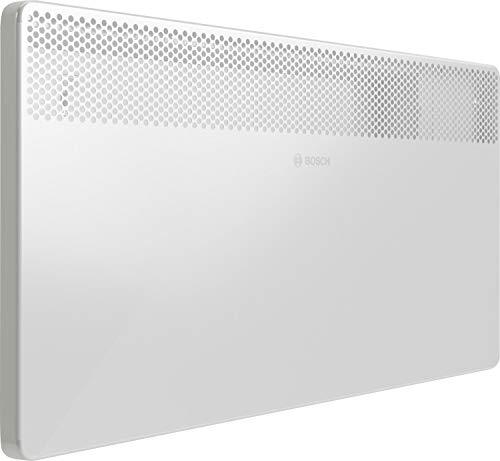 Bosch Elektrischer Konvektor Heat Convector 4000, HC 4000-25, 2500W, Elektro-Heizung, Wandmontage, elektronischer Regler, LED-Anzeige, Wochenprogramm