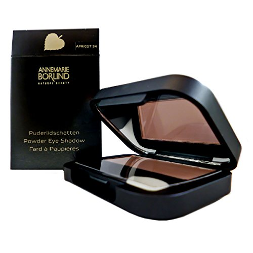 Annemarie Börlind Powder Eye Shadow 54 apricot, 1er Pack (1 x 2 ml)