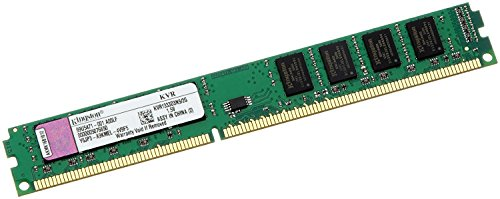Kingston ValueRAM KVR1333D3N9/2G PC3-1333 Arbeitspeicher 2GB (Non-ECC, 1333 MHz, CL9, 240-polig, 1 x 2GB) DDR3-SDRAM Kit