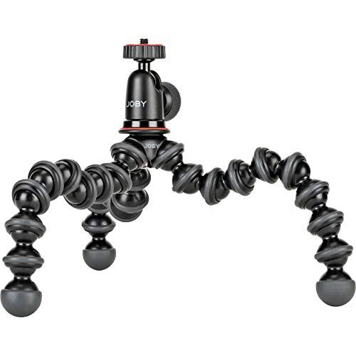 JOBY JB01503-BWW GorillaPod 1K Kit (flexibles Kompaktstativ mit Kugelkopf für größere Kompaktkameras und CSC/spiegellose Kameras)