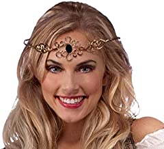 Forum Novelties Women's Medieval Crown Headpiece Costume Accessory