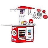 MOLTO | Cocinita de Juguete para Niña y Niño con y Electrodomésticos | Juguetes Educativos para Niños | Partir de 3 Años
