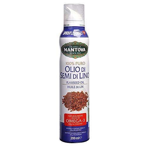 Olio Spray di Semi di Lino (6 x 200 ml)