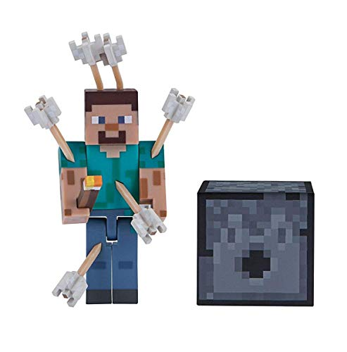 Minecraft MIN19971 Toy, Multicolour