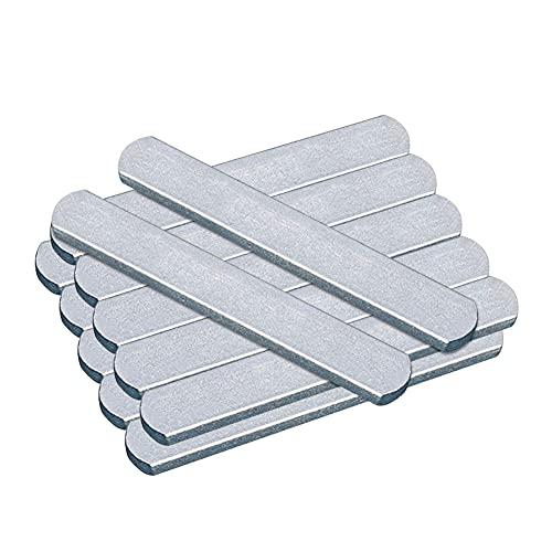 10 placas de acero para chaleco pesado, pesas de mano, pesas para pies, placas de entrenamiento de fuerza, para correr, deportes, gimnasio, chaleco para correr, gimnasio, placa de acero fina