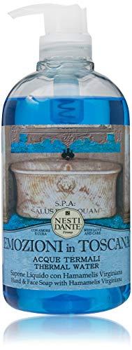 Nesti Dante Liquid Soap Emozione in Toscana Thermal Waters, 1er Pack (1 x 500 ml)