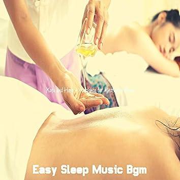 Koto and Harp - Ambiance for Mindfulness Sleep