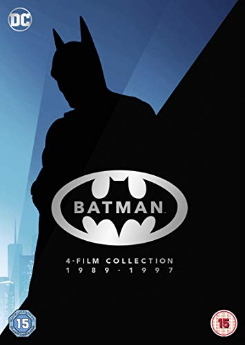Batman: The Motion Picture Anthology 1989-1997 [DVD] [1989] [2005]