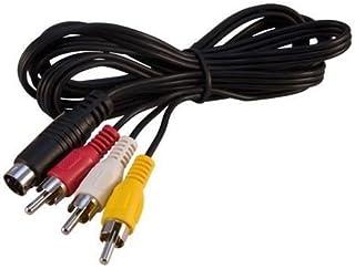 Retro-Bit Sega Genesis Nomad 9-PIN AV Cables Video by Retro-Bit [並行輸入品]