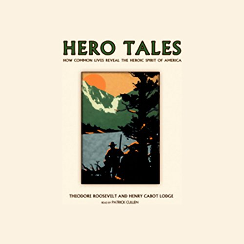 Hero Tales audiobook cover art