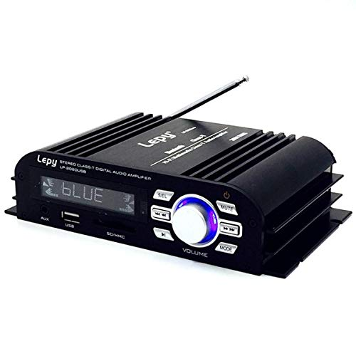 Raitron Lepy LP-2020 Stereo Mini Klasse T Versterker Bluetooth Digitale Audio HiFi Power Amp
