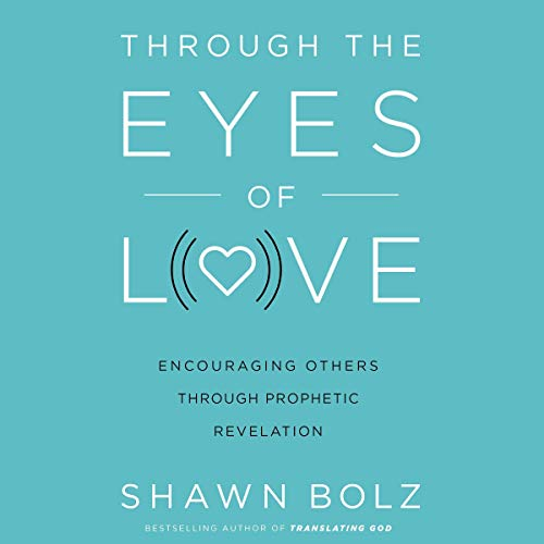 Through the Eyes of Love audiobook cover art