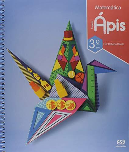 Projeto Ápis - Matemática - 3º Ano