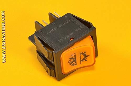 Musso Cooling switch (all models except Classica) - Ersatzteil für Musso italienische Eismaschine