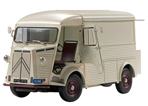 Ebbro 25007–1: 24Citroen H Transporter, Vehículo