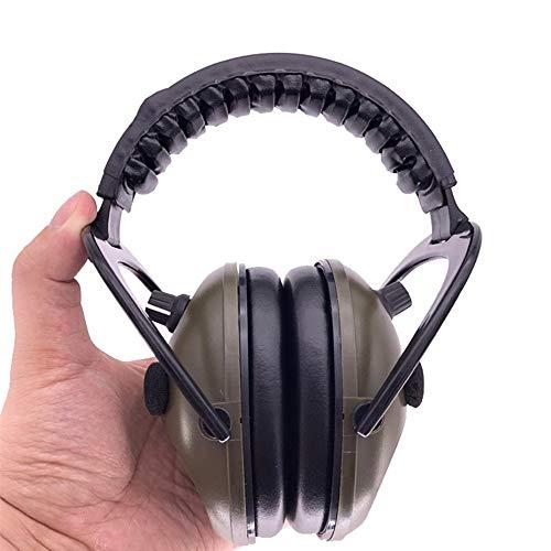 Tollmllom Geluiddichte Oordopjes Intelligente Geluidsdichte Oordopjes Pickup Anti-noise Koptelefoon Opvouwbare gehoorbescherming Oordopjes Ideaal voor Oordopjes