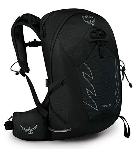 Osprey Tempest 20 Wanderrucksack für Frauen Stealth Black - WM/L