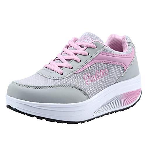 UOMOGO 6 Unisex Scarpe da Ginnastica Basse Sneakers Sportive Running Fitness Gym Shoesda