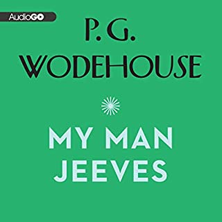 Couverture de My Man Jeeves