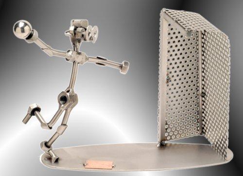 Boystoys HK Design -Schraubenmännchen Handball - Metall Art Geschenkideen Deko Skulptur Sport & Freizeit - hochwertige Original Figuren handgefertigt