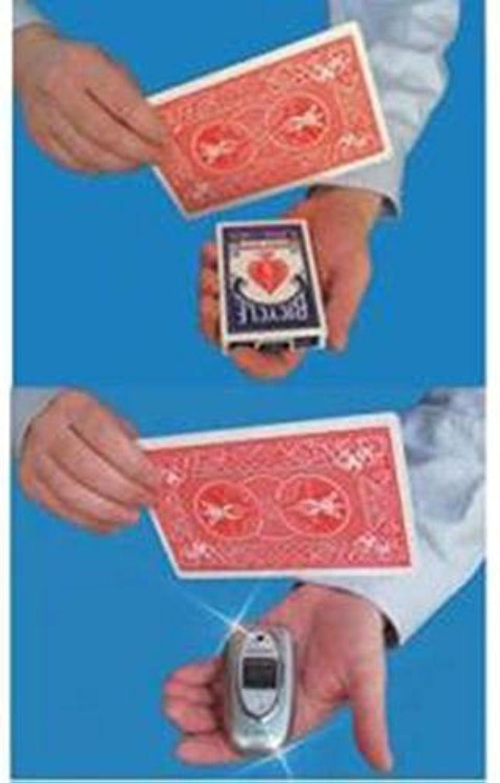 Daytona Magic Zelle heraus Karte magischer Trick