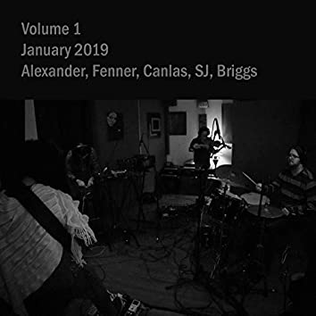 Volume 1 (Alexander, Fenner, Canlas, SJ, Briggs)