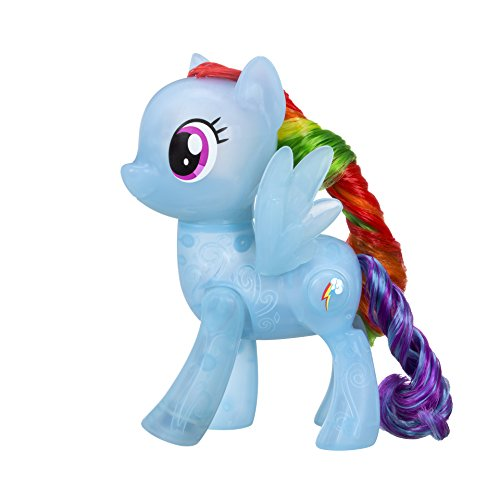 My Little Pony – C1819ES00 – Pony – beleuchtet und interaktiv – Rainbow Dash