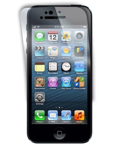 パワーサポート AFPクリスタルフィルム for iPhone5S/5C/5 PJK-01(-)