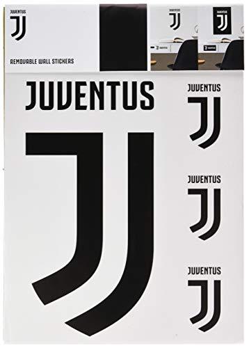 Imagicom - Wall Sticker Logo Juventus 2 Fogli A3