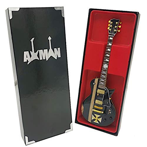Axman James Hetfield (Metallica) - Réplica de guitarra en miniatura.