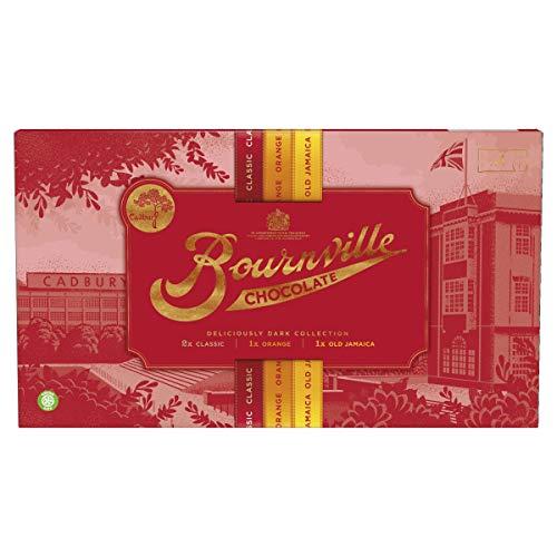 Cadbury Bournville Chocolate Retro Selection Box , 400 g