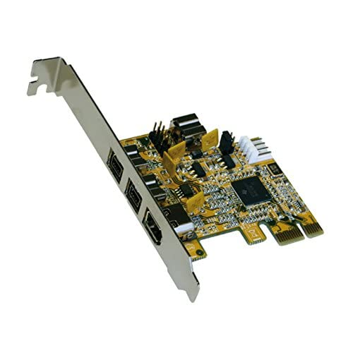 Secomp EX-16415 Interno IEEE 1394/Firewire Scheda di interfaccia e Adattatore