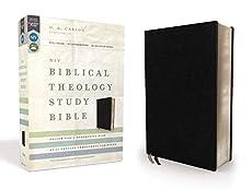 Image of NIV Biblical Theology. Brand catalog list of Zondervan.