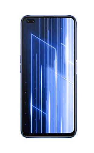 REALME X50 5G Argent Smartphone Débloqué 5G - (Ecran : 6,57 Pouces – 6 Go RAM – 128 Go ROM - Double Nano SIM - Android) [Version Française] + coque transparente offerte