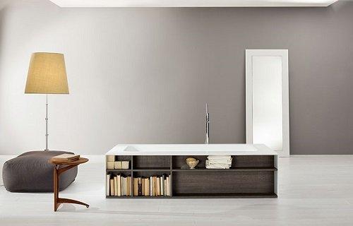 Mastelladesign Badewannen Kelly Book Schale Freestanding VA24
