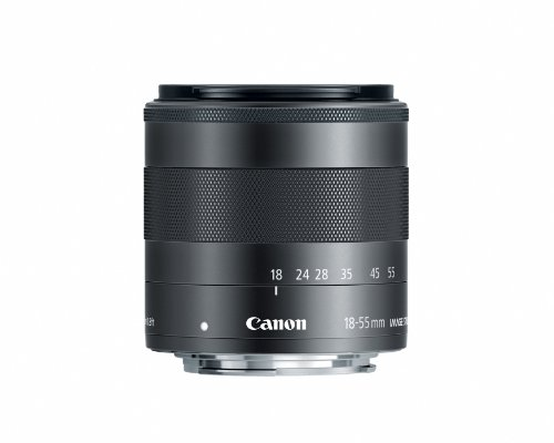 Canon EF-M 18-55mm f3.5-5.6 Image Stabilization STM Compact System Lens