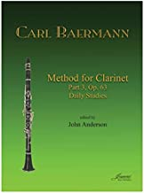 Complete Method for Clarinet, Part III
