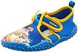 Playshoes Unisex-Kinder UV-Schutz Badeschuhe Unterwasserwelt Aqua Schuhe, Blau (Blau 7), 26/27 EU
