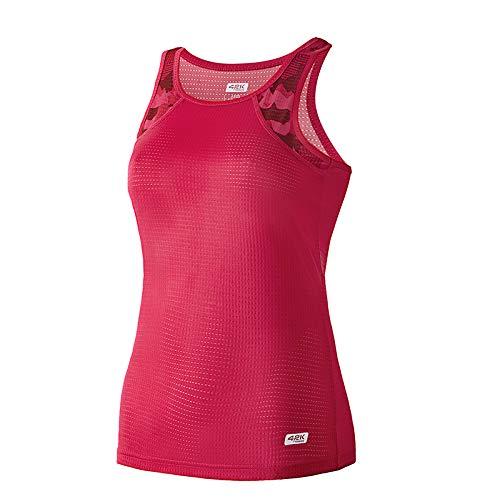 42K RUNNING - Camiseta técnica Tirantes 42k Ares Summer para Mujer Raspberry