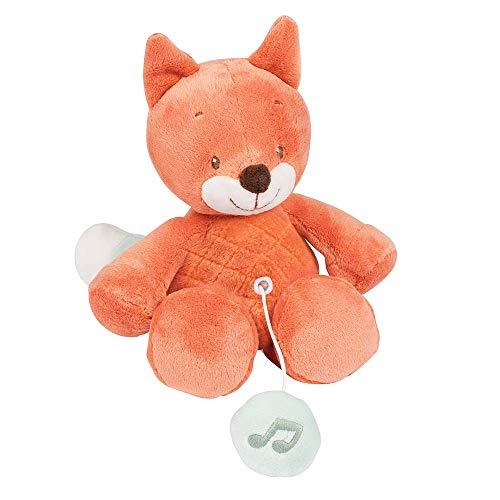 Nattou Mini-Spieluhr Fuchs Oscar, Wiegelied