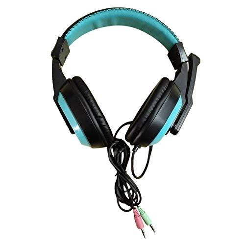 ZengBuks 3,5 mm Top Qualität Einstellbare Spiel Gaming Kopfhörer Stereo Typ Noise-Cancelling Computer PC Gamer Headset Mit Mikrofonen