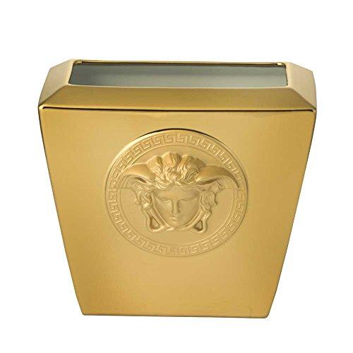 Versace Medusa gold Vase 18 cm
