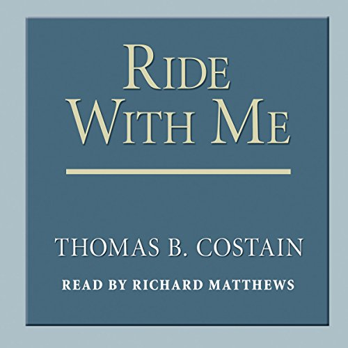 Ride with Me audiobook cover art