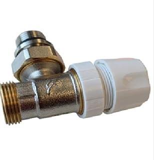 Grifo radiador Waft simple reglaje termostatizable m3/8