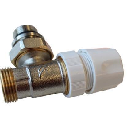 """Waft Grifo radiador Simple reglaje termostatizable Macho 1/2"""" a radiador Enlace Macho 3/4"""" a tubería"""