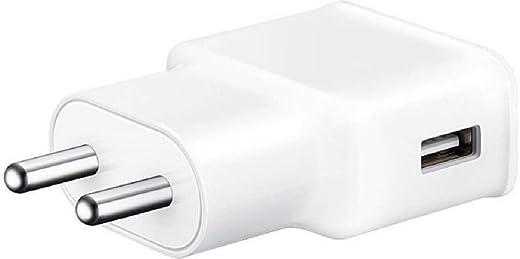 Samsung Original EP-TA20IWEUGIN Travel Adapter (White)