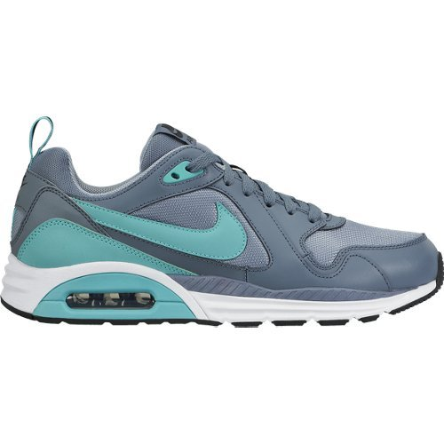 Nike - AIR Max Trax - 620990 009 - Chaussures - Homme - Taille: 43 - Gris/Turquoise/Blanc