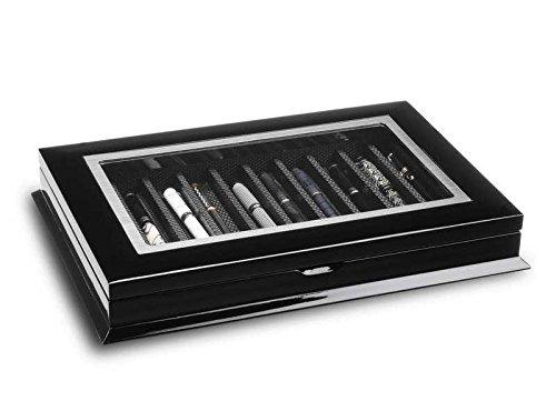 Ferocase FC935BK Stifte Sammelbox/Penbox für 10 Stifte - schwarz